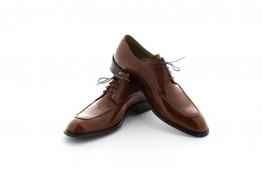 360 derece dönen erkek ayakkabı fotoğrafı