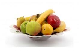 meyve tabağı fotoğrafı