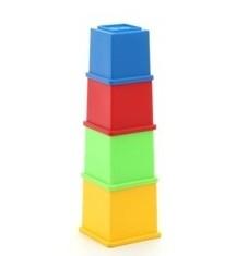 plastik oyncak kule 360 derece animasyon